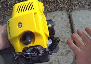 Причины остановки двигателя триммера